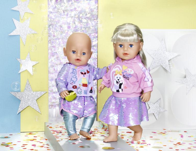 BABY born® Fashion 2 assorted 43 cm 828182 – BABY born®