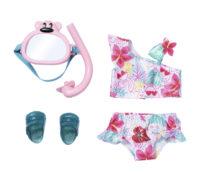 BABY born® Holiday Deluxe Bikini Set 43 cm 829240 – BABY born®
