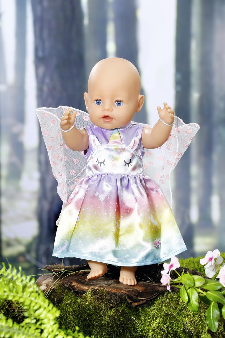 BABY born® Unicorn Fairy Outfit 43 cm 829301 – BABY born®