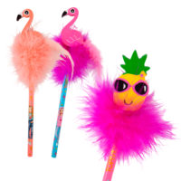TOPModel Lyijykynä & Pyyhekumi Flamingo – TOPModel