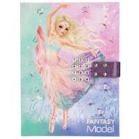 Fantasy Koodillinen & soiva päiväkirja Baletti – TOPModel