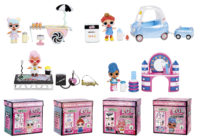 L.O.L. Surprise Furniture with Doll wave 1 561736xx1 – L.O.L.