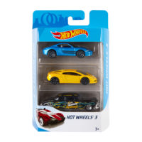 Hot Wheels® Basic Car 3-Pack – Hot Wheels