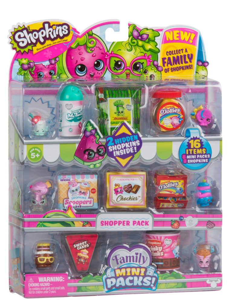 Shopkins Shopper Pack S11 Asst. – Shopkins