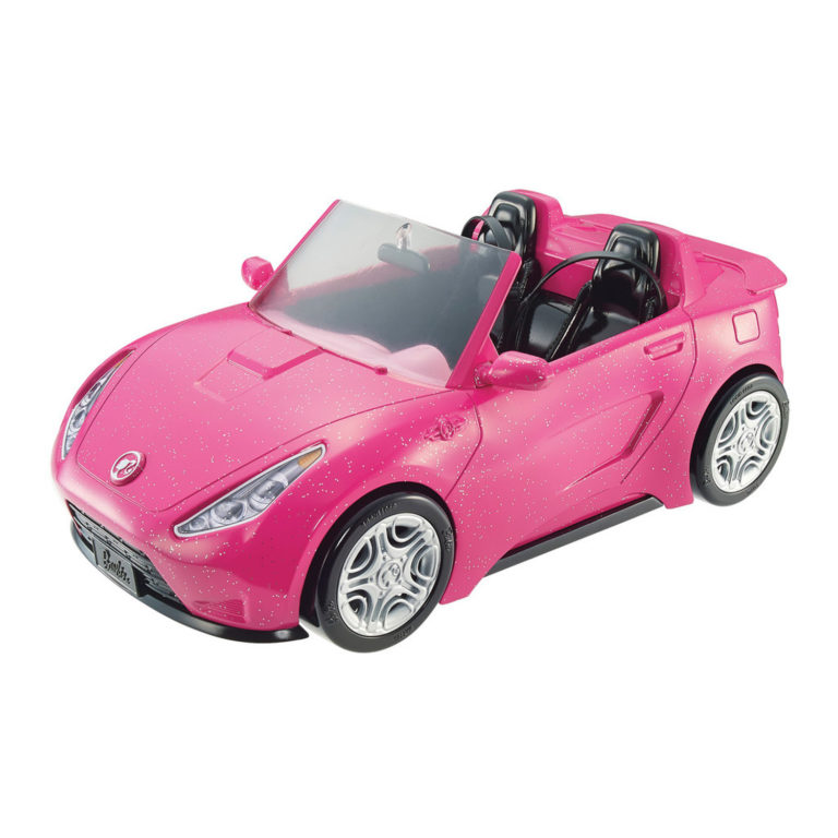 Barbie® Convertible Car – Barbie