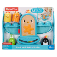 Stack and Rattle Birdie – Fisher-Price