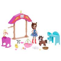 Enchantimals Barnyard Nursery Playset – Enchantimals