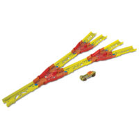 Hot Wheels® Track Builder Unlimited Split Track Pack – Hot Wheels