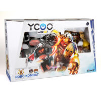 ROBO Kombat Viking Twin Pack – Silverlit