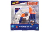 N-Strike Elite  Triad EX-3 – Nerf