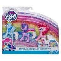 Ponihahmo rainbow-hännällä – My Little Pony