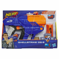 N-Strike Elite Shellstrike DS-6 – Nerf