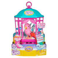 Little Live Bird And Cage S9, rainbow glow – Little Live