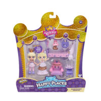 Shopkins Happy Places Welcome Pack, Moon Bunny Bedroom – Shopkins