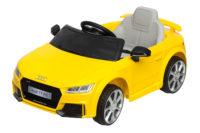 Sähköauto Audi TTRS 12V –