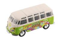 VW Samba Hippiepaku 11,4 cm vihreä – Maisto