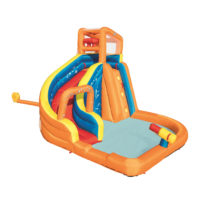 H2OGO Turbo Splash leikkikeskus – Bestway