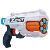 X-Shot Excel Reflex Revolver TK-6 – X-Shot