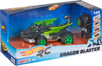 R/C Dragon Blaster – Hot Wheels