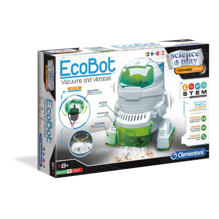 EcoBot – Clementoni