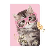 Studio Pets lukollinen päiväkirja, kissa – Studio Pets