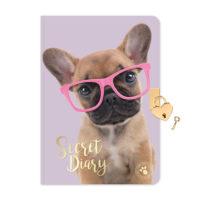 Studio Pets lukollinen päiväkirja, koira – Studio Pets