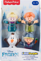 Frozen figuurit Little People – Fisher-Price