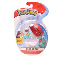 Pokemon Clip 'N Go, totodile – Pokemon