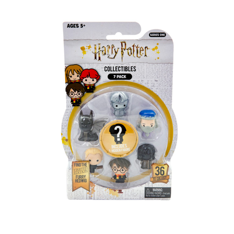 Harry Potter Charms Collectibles 7-Pack – Harry Potter
