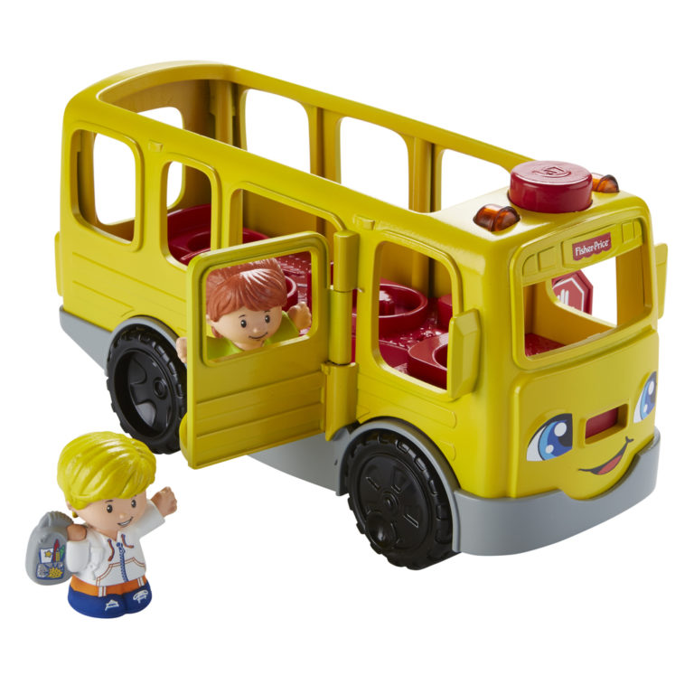 Little People Sit with Me School Bus – Fisher-Price