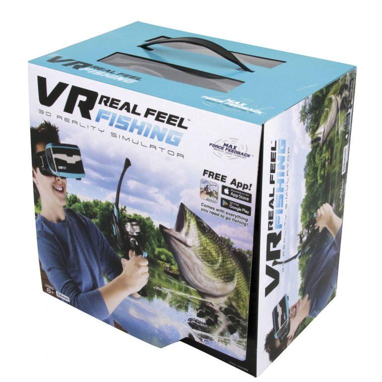 VR Real Feel Fishing – VR Real Feel