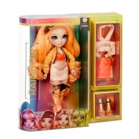 Rainbow High Fashion Doll – Poppy Rowan – Rainbow High