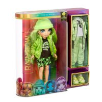 Rainbow High Fashion Doll – Jade Hunter – Rainbow High