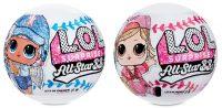 L.O.L. Surprise All-Star B.B.s Series 1- Baseball – L.O.L.