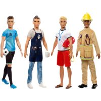 Barbie® Ken® Career Doll – Barbie