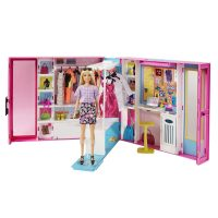 Barbie® Dream Closet™ – Barbie