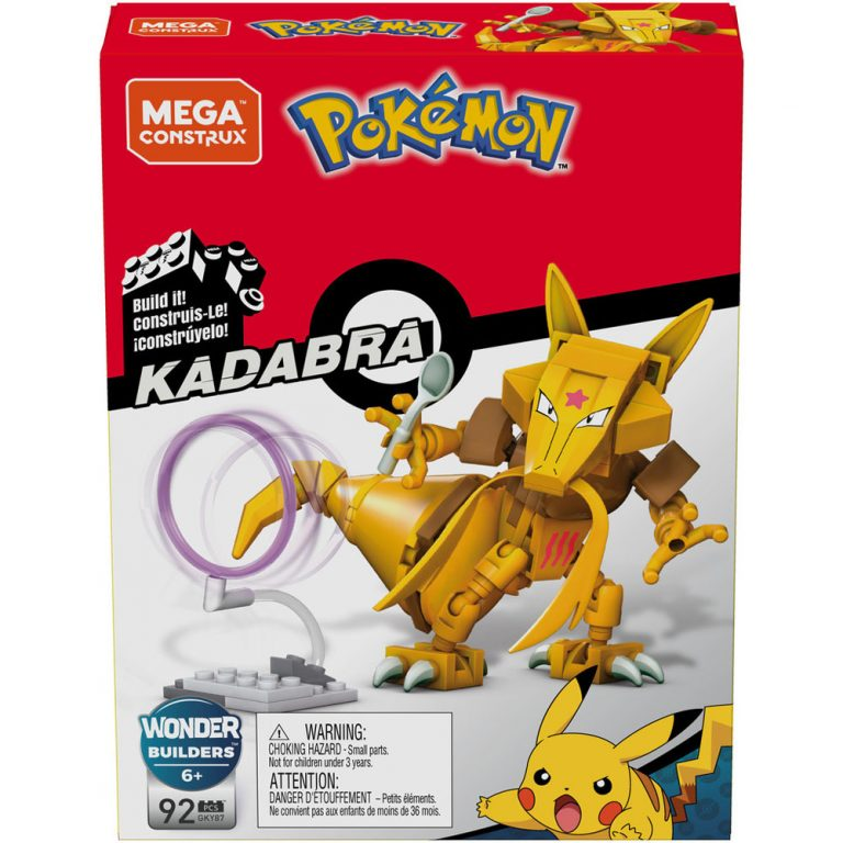 Mega Construx™ Pokémon™ Power Pack – Mega Bloks