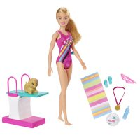 Dreamhouse Adventures Swim 'n Dive™ Doll – Barbie