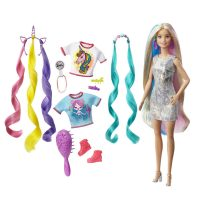 Barbie® Fantasy  Hair™ Doll – Barbie