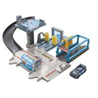 Cars Rust-Eze Racing Center Playset – Disney Cars