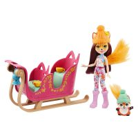 Enchantimals Snowtastic Sled – Enchantimals