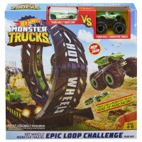 Hot Wheels® MonsterTrucks Epic Loop Challenge™ Play Set – Hot Wheels