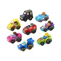 Fisher-Price® Little People® New Wheelies Vehicles – Fisher-Price