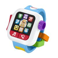 Laugh & Learn® Time to Learn Smartwatch – Fisher-Price