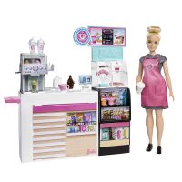 Barbie® Coffee Shop Playset – Barbie