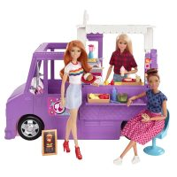 Barbie® Food Truck – Barbie