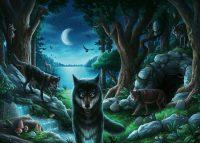 ESCAPE The Curse of the Wolves – 759p – Ravensburger