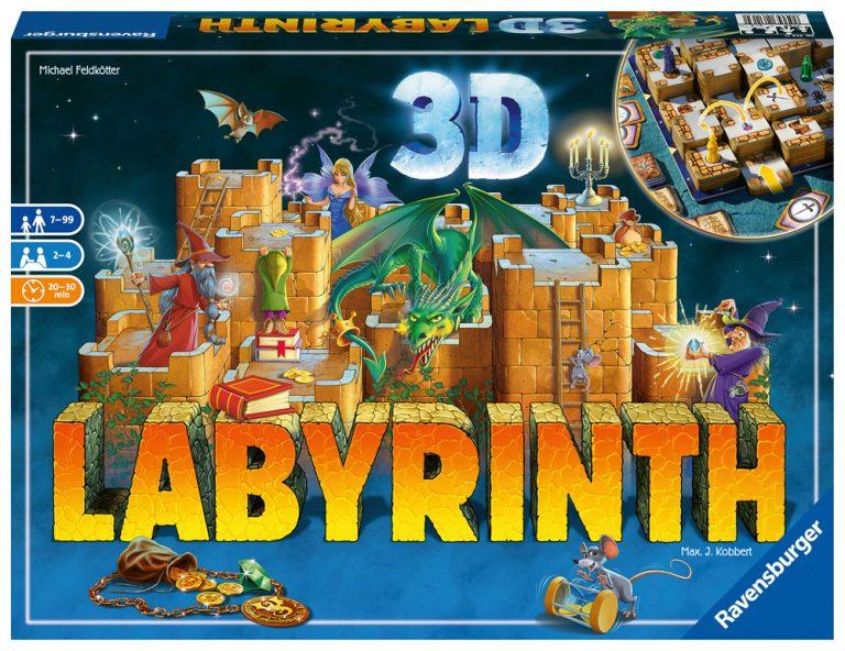 3D Labyrintti – Ravensburger
