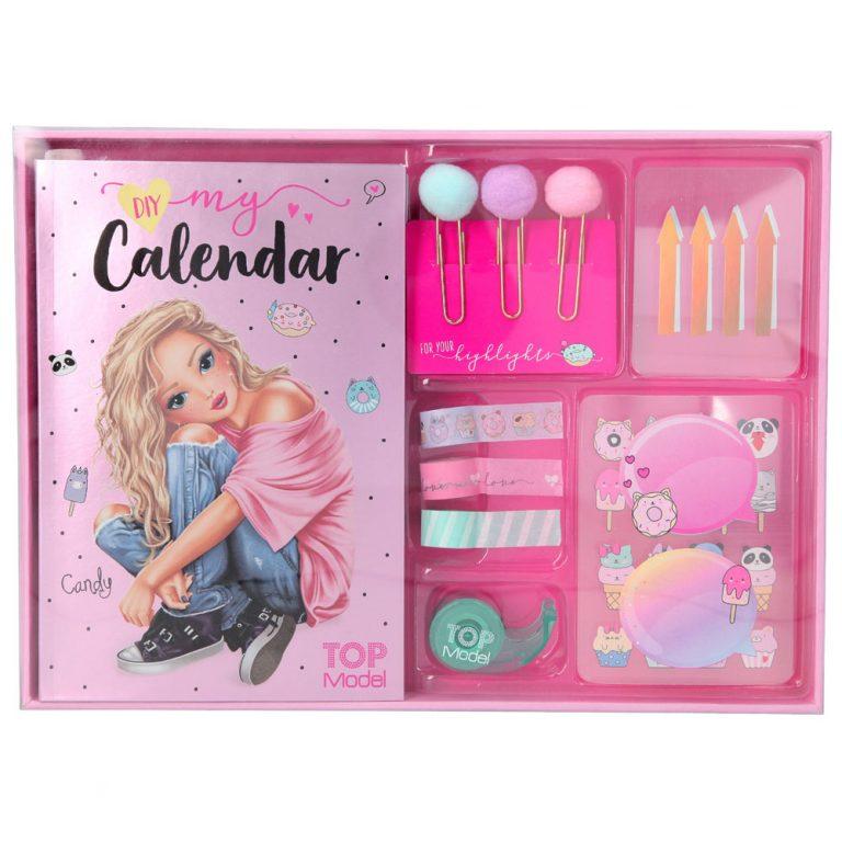 TOPModel Tee-se-itse-kalenteri – TOPModel