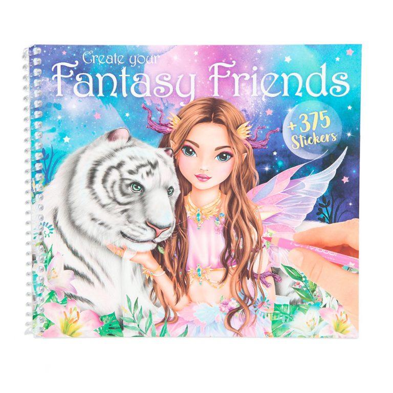 Fantasy Friend Suunnittelukirja (kirjavero) – Fantasy